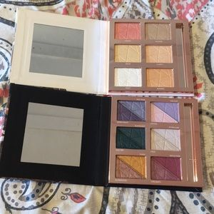 2 for the price of 1! Eyeshadow and highlight set